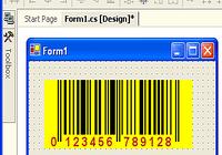 BarCode .NET Control