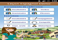 Leçon Espagnol Demo