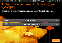 Darmowe Orange WiFi