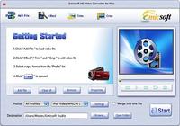 Emicsoft HD Vidéo Convertisseur pour Mac
