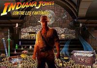 INDIANA JONES CONTRE LES FANTÔMES