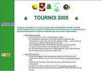 TOURNOI 2000