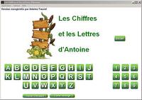 Les Chiffres et les Lettres d' Antoine