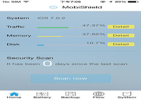 MobiShield pour iOS