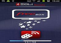Keoli Remote FreeBox