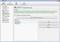SMTP Relay Server