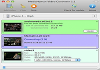 MediaHuman Video Converter MAC