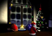 Santa's Home 3D Screensaver