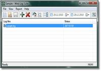 Web Log Suite