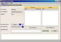HS Multi-Email Sender