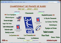 PRO D2  2010-2011