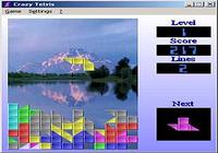 Crazy Tetris