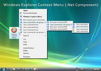 Windows Explorer Context Menu (.Net Component)