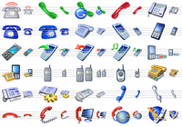 Small Phone Icons