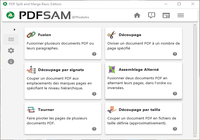 PDFSaM (PDF Split and Merge)