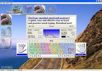 MaxType LITE Typing Tutor