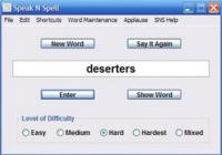 Speak N Spell