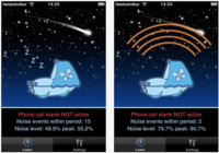 Babysitter Phone iOS