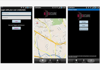 B-Secure Tracker Android