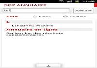 SFR Business Annuaire