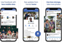 Facebook Lite iOS
