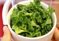 Vert alimentation smoothie