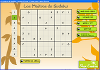 Les Maitres du Sudoku