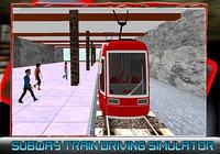 Métro de conduite de train