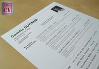 Giga-cv Mon CV sur mesure