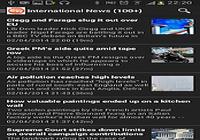 Offline international News