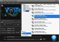 MP4 Video Converter Factory Pro