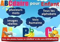 Apprentre L'alphabet français