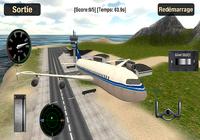 Simulateur vol: voler plan 3D
