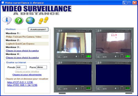 Video surveillance a distance