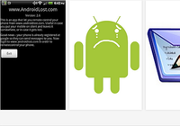Android Lost Android
