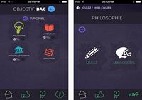 Objectif Bac L 2016 iOS