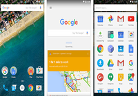 Google Now Launcher Android