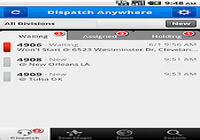 Dispatch Anywhere Mobile