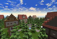 Medieval Craft: Town Building