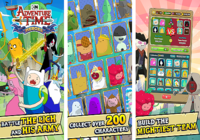 Adventure Time Heroes Android