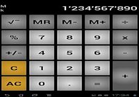 Calculatrice Android