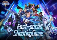 Speedy Gunfire: Striking Shot