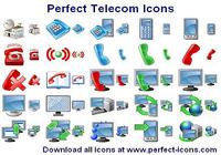 Perfect Telecom Icons