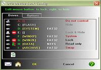 DVD Device Lock
