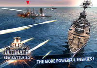 Sea Battle: Navires de guerre