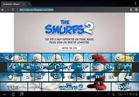 The Smurfs 2 Keyboard