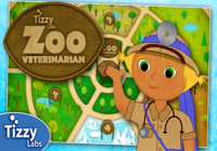 Tizzy Zoo Vétérinaire
