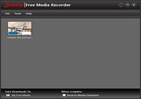 Free Media Recorder Toolbar
