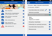 CAF - Mon compte Android