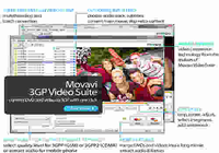 Movavi 3GP Video Suite